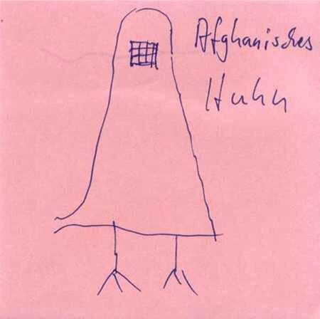 Afghanischeshuhn