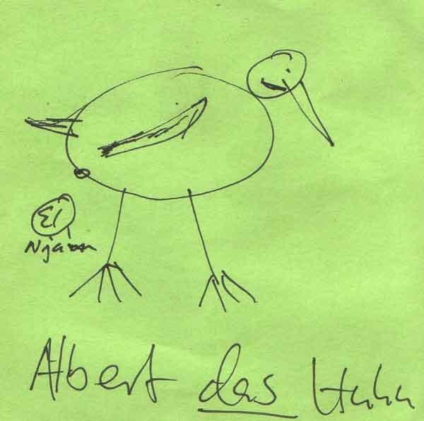 Albert Das Huhn