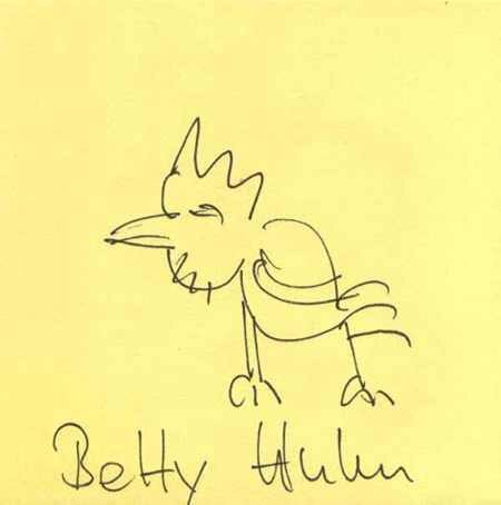 Bettyhuhn