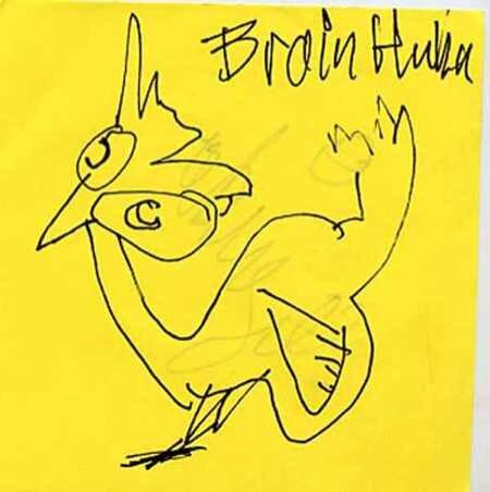 Brainhuhn