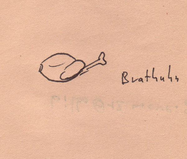Brathuhn
