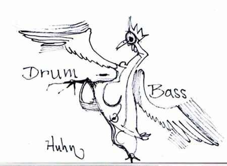 Drumandbasshuhn