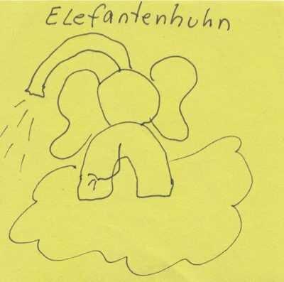 Elefantenhuhn