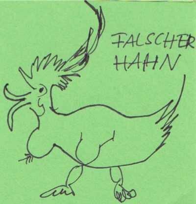 Falscherhahn