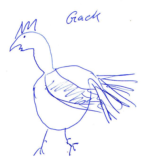 Gackhuhn
