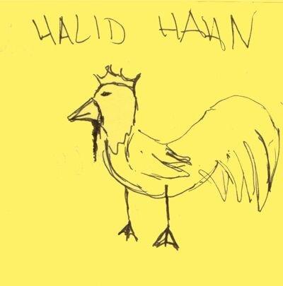 Halidhahn