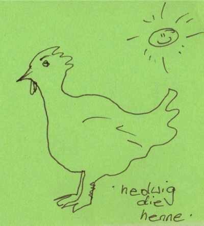 Hedwigdiehenne