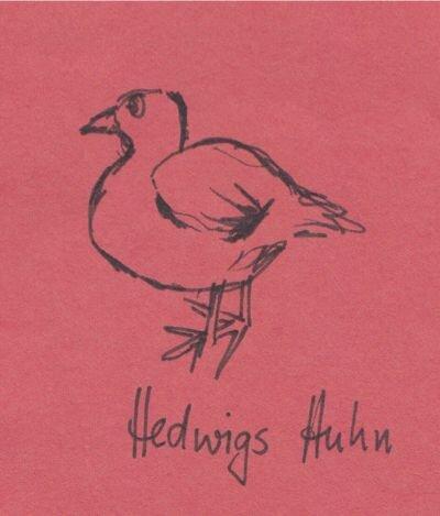 Hedwigshuhn