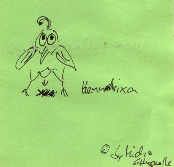 Henndrixon
