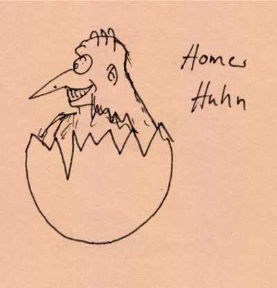 Homerhuhn