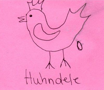 Huhndele