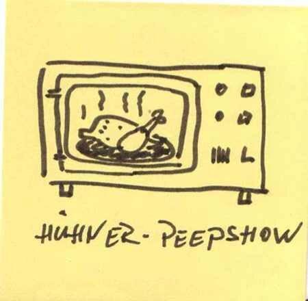 Huhnpeepshow