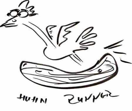 Huhnrunner