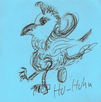 Huhuhn