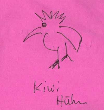 Kiwihuhn