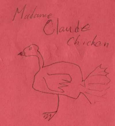 Madameclaudechicken