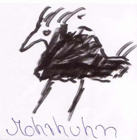 Mohrhuhn