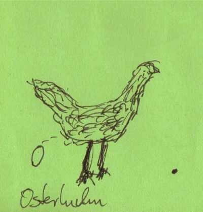 Osterhuhn