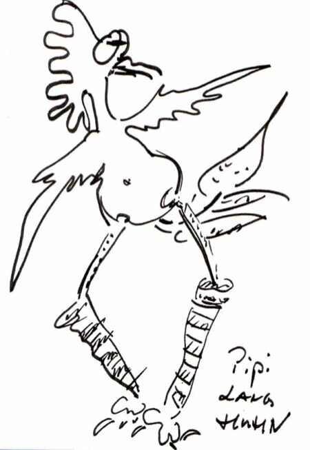 Pippilanghuhn