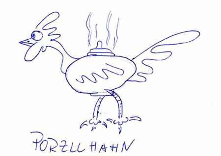 Prozellhahn