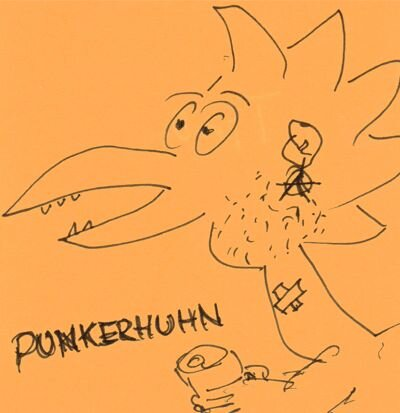 Punkerhuhn