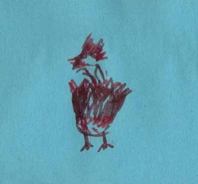 Roteskaterinahuhn