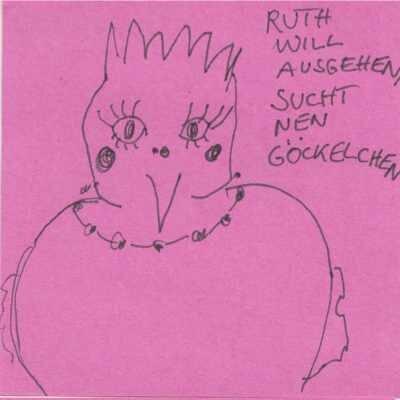 Ruthwillausgehen