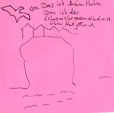 Schwarzbraunalbatross