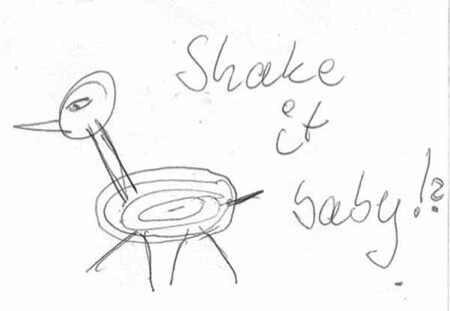 Shakethatbabehuhn