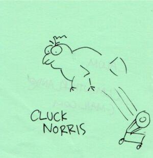 Clucknorris
