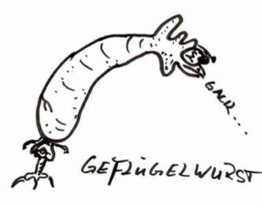 Gefluegelwurst