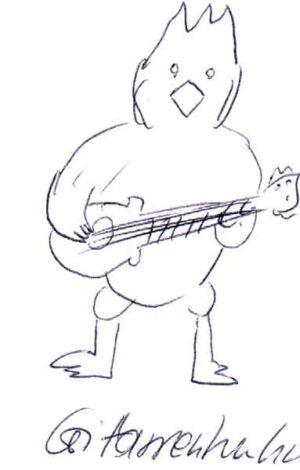 Gitarrenhuhn