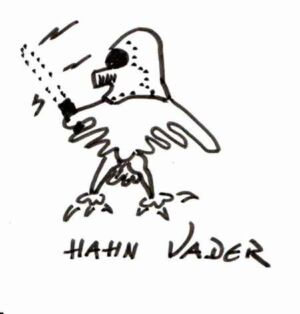 Hahnvader
