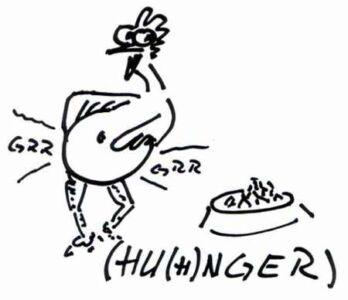 Huhnger