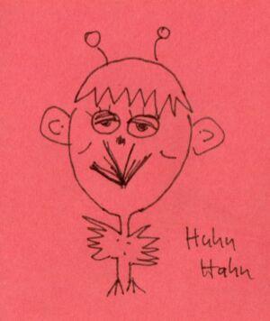 Huhnhahn