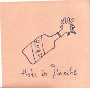 Huhninflasche