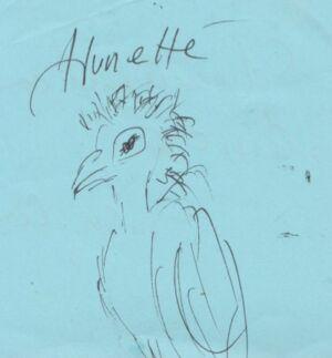 Hunette