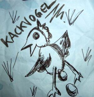 Kackvogel