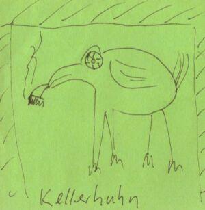 Kellerhuhn