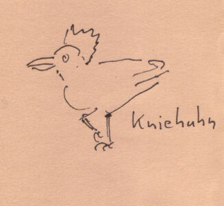 Kniehuhn