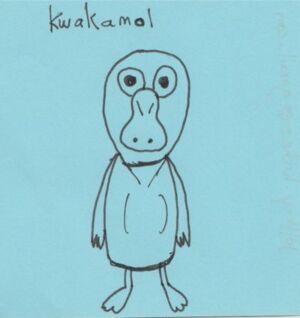 Kwakamol