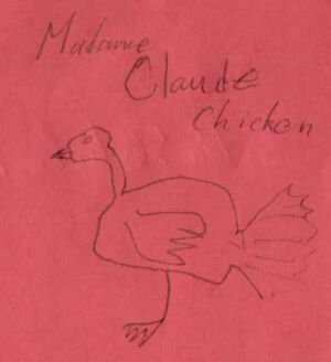 Madameclaudechicken