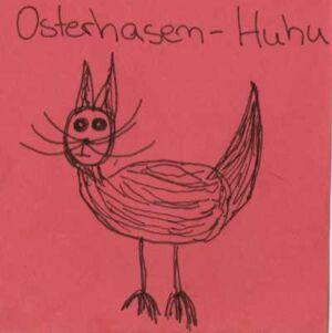 Osterhasenhuhn