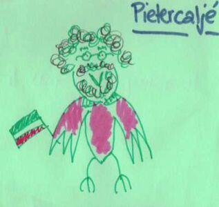 Pietercalje