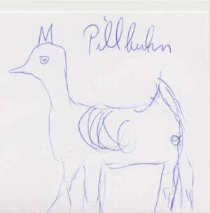 Pillhuhn