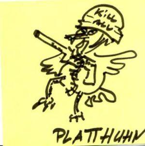 Platthuhn