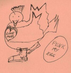 Punkmyegg