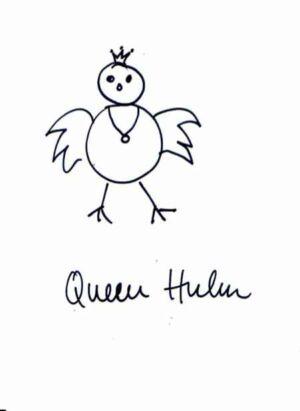 Queenhuhn