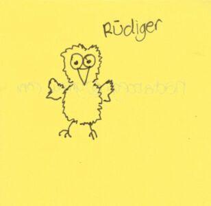 Ruediger