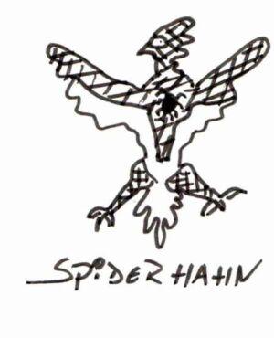 Spiderhahn